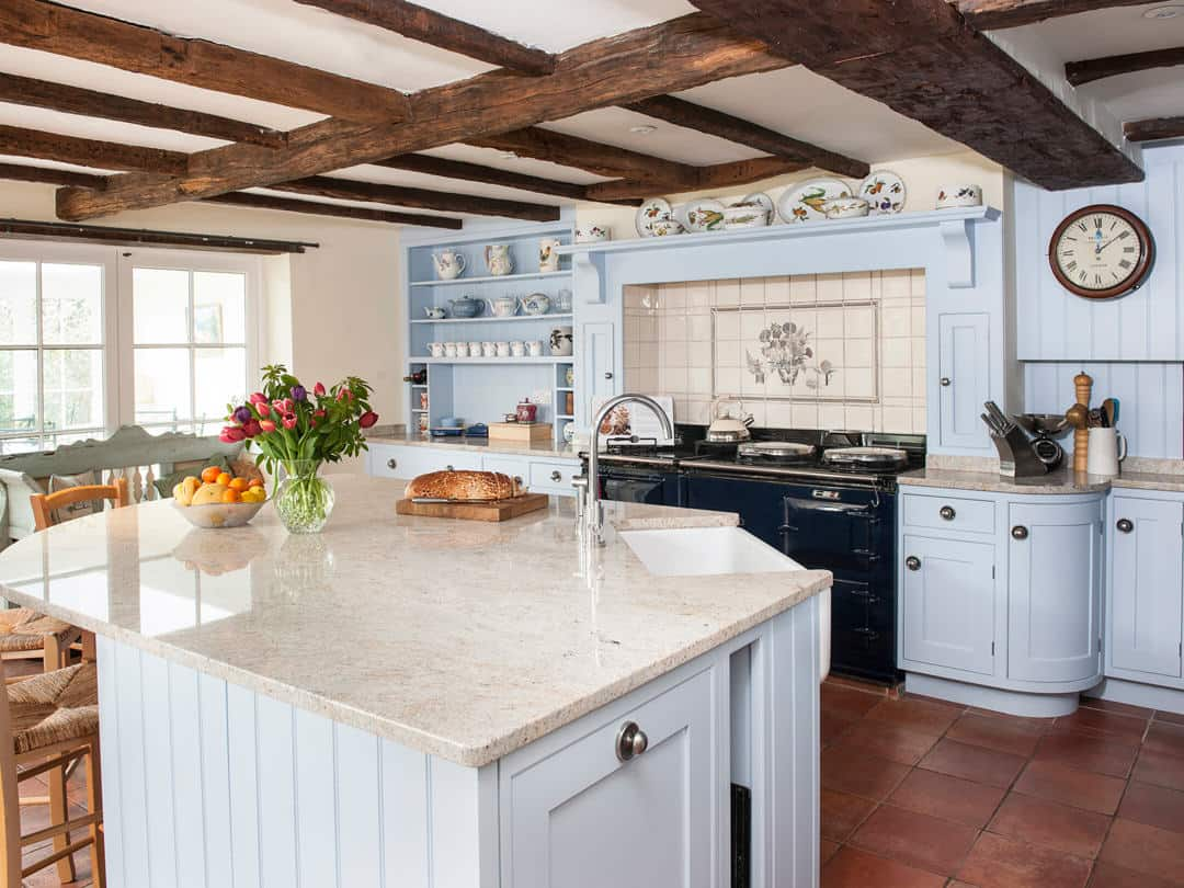 Country Blue Kitchen MTD